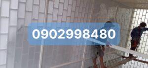 Mái che lấy sáng poly Huy Hùng 0902998480