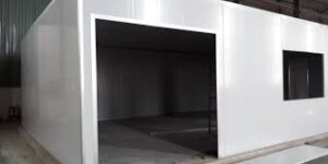 Mái che bằng tôn lạnh panel