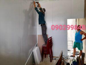 Vách panel chống nóng Huy Hùng 0902998480